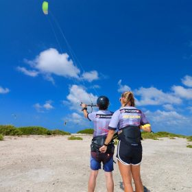 Bonaire Kiting