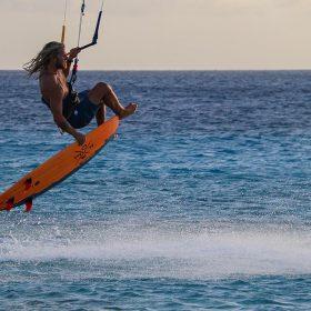 Kitesurfing Bonaire