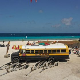 Kite bus bonaire